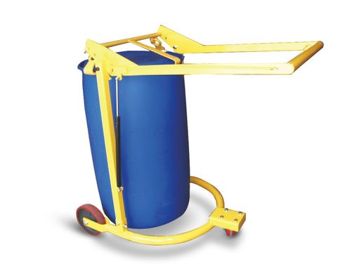 平行杆油桶搬运车
